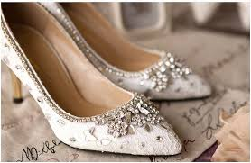 elegant white red lace and crystal wedding shoes prom shoes Wedding Shoes Handmade Wedding Shoes Handmade #12 wedding shoes handmade
