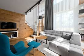 Very Small Apartment Living Room Scandinavian Interior Design In A Beautiful Small Apartment