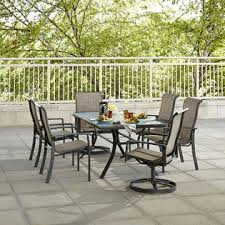 Hoffman 6 Dining Patio Chairs Kmart