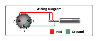 microphone cable hosa technology xvm 100f wiring diagram