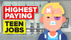 Best Paying Jobs For Teens 11 Highest Paying Teen Jobs