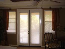 Curtain For French Doors Ideas White