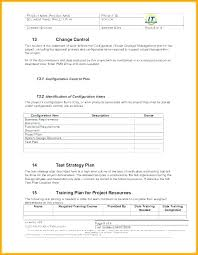 Template For Statement Of Work Chanceinc Co