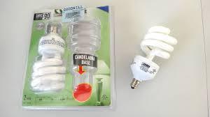 feit 13watt 60watt cfl ceiling fan light bulbs