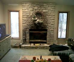 ... Large-size of Enchanting Fireplace For Low Budget Fake Stone Fireplace  Fireplace Designs In Style ...