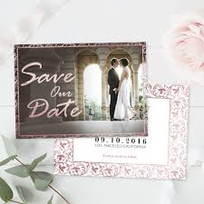 015 Save The Date Templates Photoshop Picture Perfect