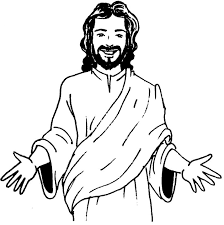 Small Picture Coloring Pages Of Jesus lezardufeucom