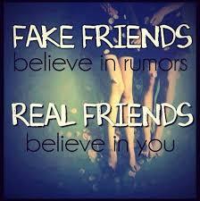 Fake Friends Dp For Whatsapp