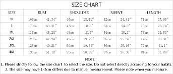 Winter Jacket Size Chart Jackets Men Winter Jacket
