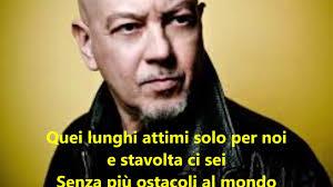Enrico <b>Ruggeri</b> & Ima - Attimi - 2009 - YouTube
