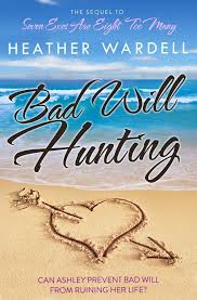 book review bad will hunting seven e are eight too many 2 by heather wardell