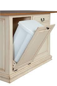 Kitchen Waste Bin Door Mounted Kitchen Cabinet Waste Bins