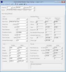 Exhaust Header Size Chart Elite Software Hvac Tools