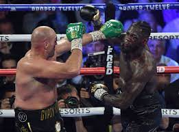 Deontay Wilder-Tyson Fury rematch set ...
