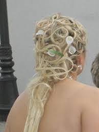 Svatební účes Mimibazarcz