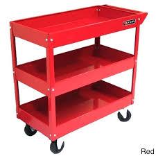 metal tool cart excel inch 3 tray rolling metal tool cart diy metal tool cart