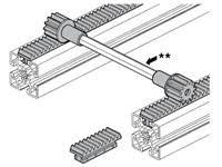 rexroth swivel bracket kits rexroth aluminum framing accessories rexroth rack and pinion ponents