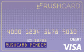 Rushcard Load Dates 2019 Cardnletter Co