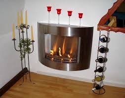 gel fireplaces wall mounted