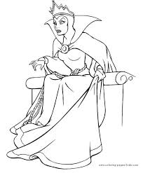 Small Picture 115 best snow white coloring pages images on Pinterest Drawings