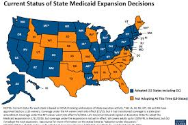 Medicaid Eligibility Income Chart 2015 Is Obamacare Available In All States Vox