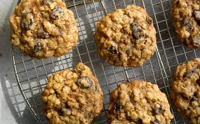 clic oatmeal raisin cookies recipe