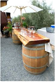 wine barrel furniture plans. Wine Barrel Furniture Skillful Outdoor Chairs Plans . O