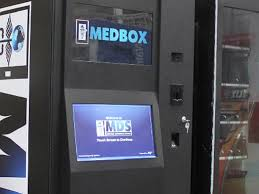 San Diego Vending Machines Beauteous San Diego To Consider Pot Vending Machines KPBS