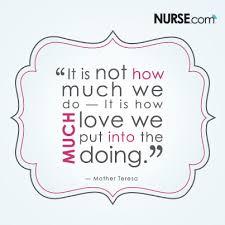 Nurse Quotes Fascinating Inspirational Quotes For Nurses Nursing News Stories Articles