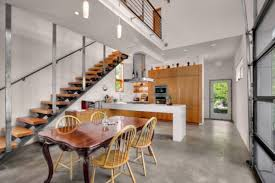 concrete floor home. Concrete Floors, Both A Statement And Functional Choice For Modern Homes Floor Home E
