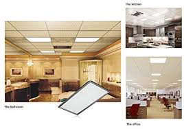 overhead office lighting. AGM LED Panel Light 24 X 48inch Square Recessed Bright Glare-Free Lighting  For Office Overhead Office Lighting S
