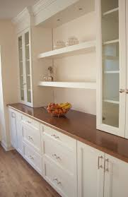 Hutch Kitchen Furniture 17 Best Ideas About Built In Hutch On Pinterest Built In Buffet