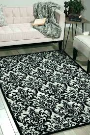 3x5 black rug black and white area rugs black and white striped rug 3x5 solid black