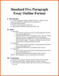 teaching mla format mla format outline example