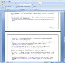 harvard manchester style for endnote business research plus harvard referencing