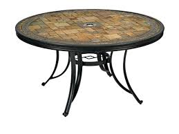 patio stone table stone top patio table outdoor mosaic round table natural stone top stone patio