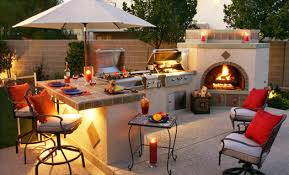 Backyard Designs With Pool And Outdoor Kitchen Interesting Outdoor BBQs Las Vegas NV Patio Covers Outdoor Barbecue Kitchen