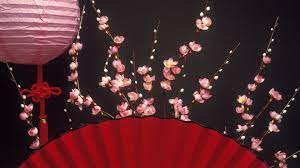Download Wallpaper Fan Chinese Lantern ...