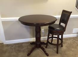 enticing pier one bar stools with espresso round table