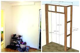 how to build a wardrobe closet build in wardrobe picture of design how to build a how to build a wardrobe closet