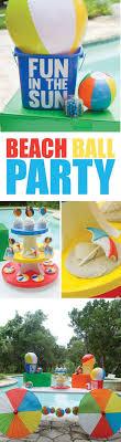 Beach Ball Decoration Ideas 100 best Beach Ball Party images on Pinterest Beach ball party 87