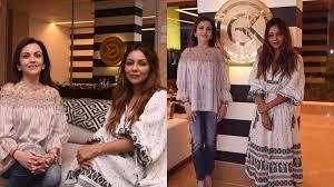 Nita Shah Designer Gauri Khan Designs Nita Ambanis Bar Lounge In Antilia Shares Working Experience