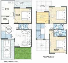 40 foot wide lot house plans best of 25 40 house plan india elegant 25 x