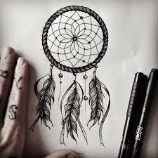 Dream Catcher Tattoo Sketch dream catcher tattoo on ribs Google Search TATTOOS Pinterest 32