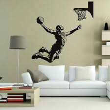 full size of window delightful sports wall decals 7 removable compare s on ping basketball