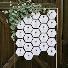 This Hexagon Seating Chart That Christinaburtonevents And