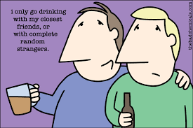 The Social Bad Drinker Chemicals –