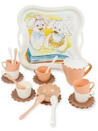 Чайный <b>набор посуды Сказки</b> в мире моды в коробке <b>Tigres</b> ...