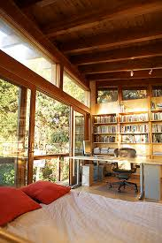 Home office cabin Homemade Garden Urban Cabin Home Office By Jeremy Levine Design Flickr Urban Cabin Home Office Project Name Laurelwood Avenue u2026 Flickr