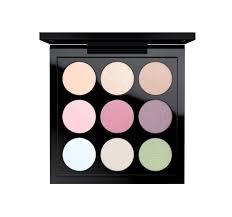 eye shadow x 9 pastel times nine